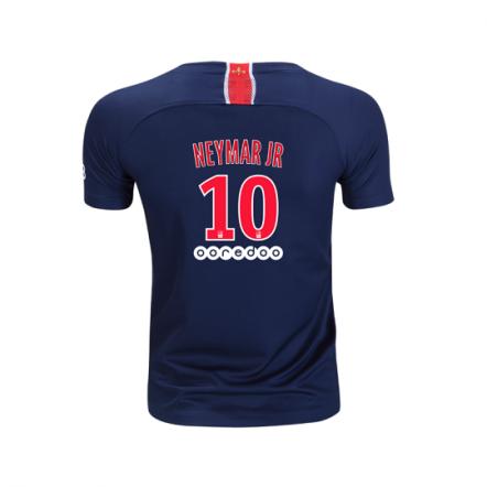 Nike Neymar Jr Paris Saint-Germain Youth Home Jersey 18/19