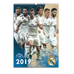 Real Madrid 2019 Calendar