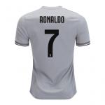 Adidas Cristiano Ronaldo Juventus Youth Away Jersey 18/19