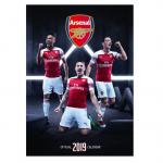 Arsenal 2019 Calendar