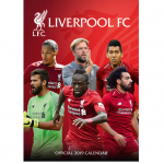 Liverpool 2019 Calendar