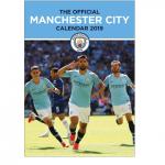 Manchester City 2019 Calendar